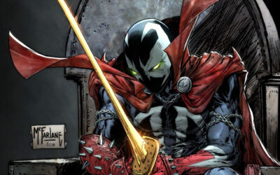 Todd McFarlane on why King Spawn #1 sales are so high and what Spawn can do that Marvel and DC can't